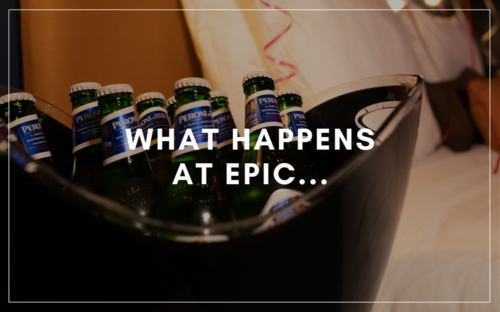 WHAT HAPPENS AT EPIC
